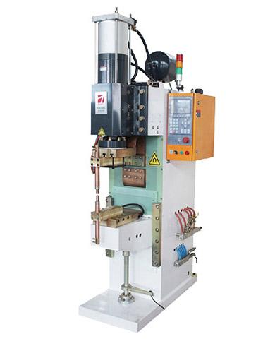 汽车空调电磁离合器凸焊机
