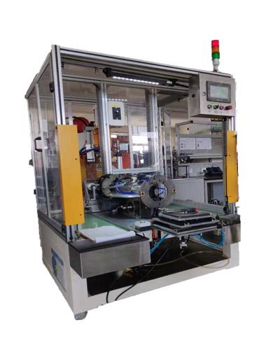 双工位卡箍自动焊接机