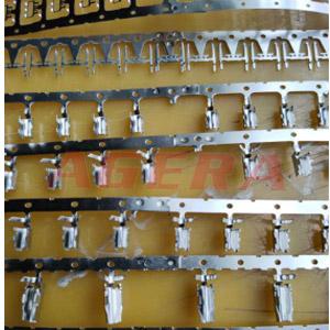 接线端子片搭接点焊样品
