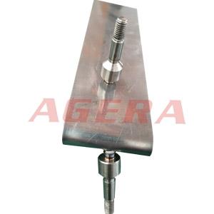 不锈钢螺柱环凸焊样品
