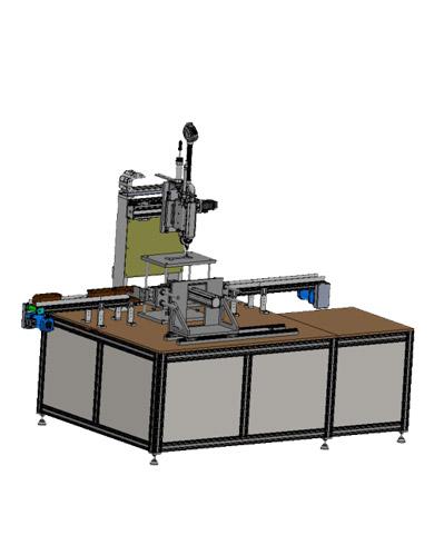 交换器全自动螺柱焊接系统