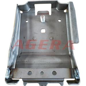 高强钢M10螺柱凸点焊样品