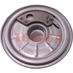 电极壳体底板凸点焊样品