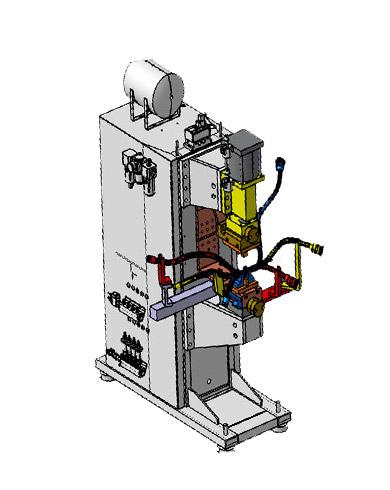 燃油加注管支架焊接机