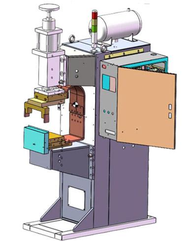 镀锌金属盒排焊机