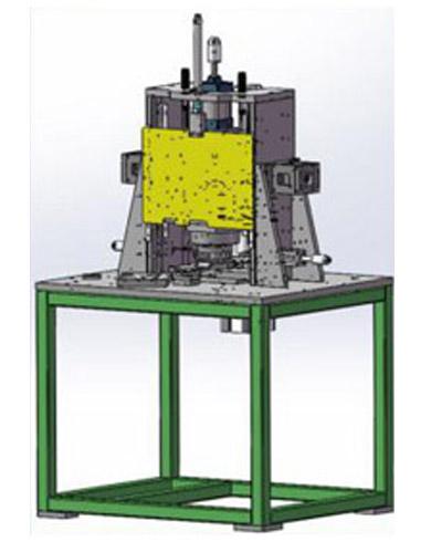 座椅调角器弹簧自动组装机