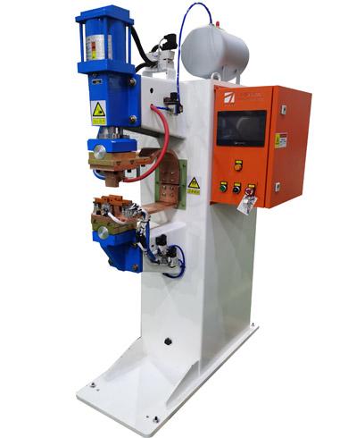 新能源汽车电池模组捆带点焊机