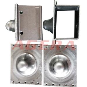 发动机内芯凸点焊样品