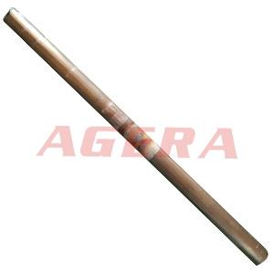 22.5mm紫铜棒电阻对焊样品