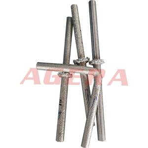 22.5mm铝棒电阻对焊样品