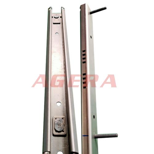 汽车座椅滑轨垫片螺栓凸点焊样品