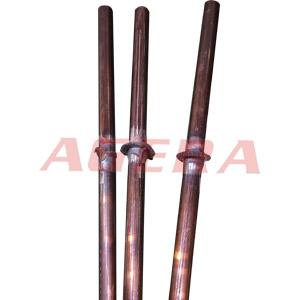镁铜电阻对焊样品