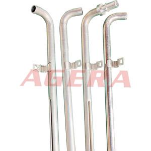 铝管支架点焊样品