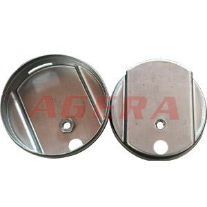 M6定位环螺母凸点焊样品