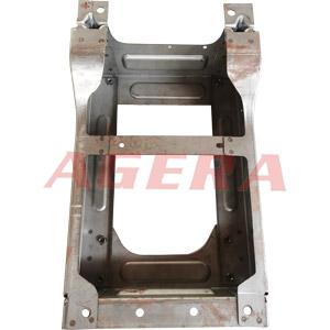 汽车座椅底支架点焊样品