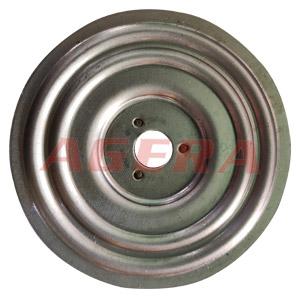 1+1mm碳钢板凸点焊样品