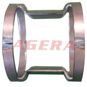 铁圈闪光对焊样品