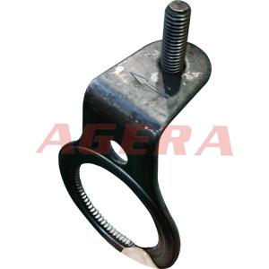 抱箍螺柱凸点焊样品