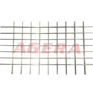 铝线网点焊样品