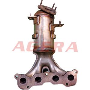 排气管螺栓凸焊样品