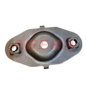 碳钢螺母点焊样品