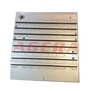 镀锌板凸点焊样品