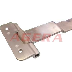 汽车铝铰链点焊样品