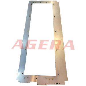 碳钢板螺柱凸焊样品
