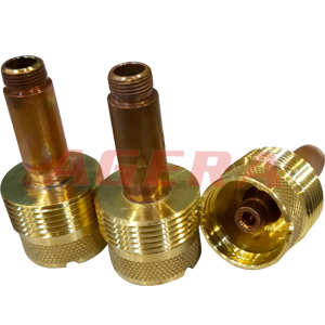激光焊嘴钎焊样品