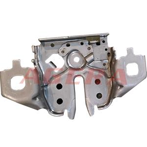 汽车碳钢板凸点焊样品