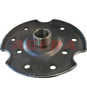 轴套环凸焊样品