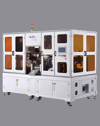 超薄VC均温板铜网自动点焊工作站