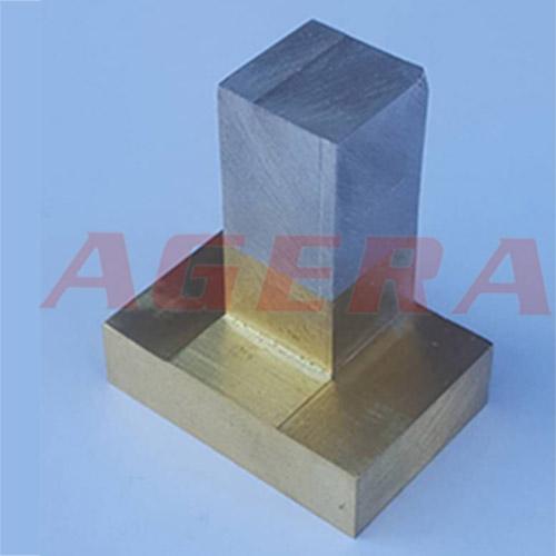 黄铜和铝对焊