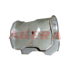 减震器抱箍焊接样品