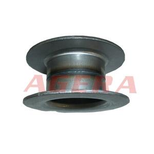 电阻环凸焊样品