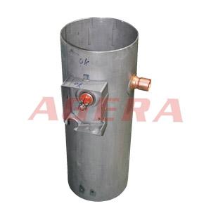 制冷压缩机密封接线柱环凸焊样品