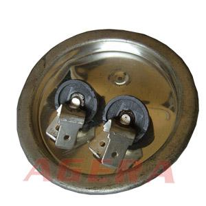 电容端子点焊样品
