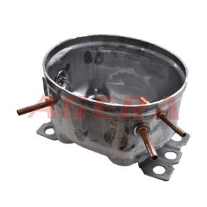 制冷压缩机排气管环凸焊样品