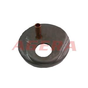 制冷压缩机铜管环凸焊样品
