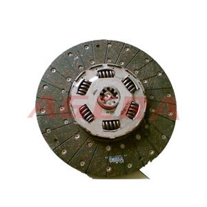 离合器片热铆焊样品