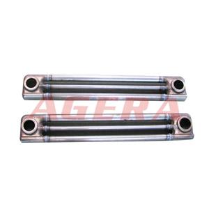 钢三柱暖气片对焊样品